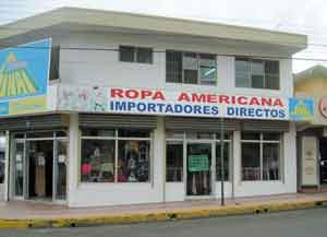 Main Ropa Americana in San Ramon