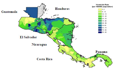 Crime Stats in Costa Rica  Retire for Less in Costa Rica